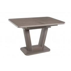 Стол обеденный раскладной МДФ дуб серо-бежевый DAOSUN DT 8104 U