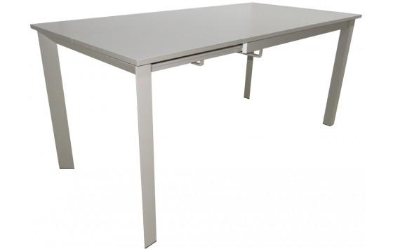 Стол кухонный раскладной серо-бежевый DAOSUN RF 1018 3DT