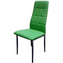 Стул кухонный зеленый кожзам DAOSUN DSC 022