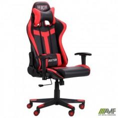 Крісло VR Racer Dexter Hound чорний / червоний