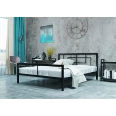 Кровать двуспальная Квадро