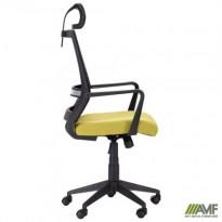 Крісло Radon чорний / оливковий