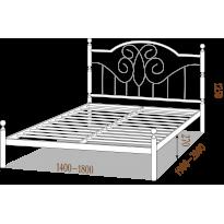 Ліжко двоспальне Офелія