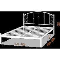 Ліжко двоспальне Шарлотта