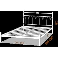 Ліжко двоспальне Тіффані