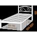 Кровать односпальная Вероника