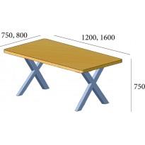 Стол обеденный Тайм small