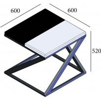 Журнальний стіл Бент